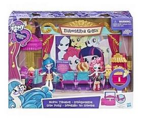 """Набор игровой мини-кукол Equestria Girls Hasbro """"Кинотеатр"""""""