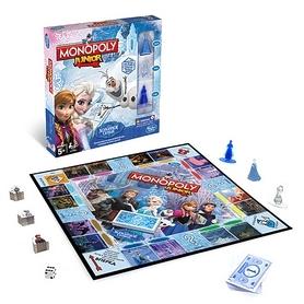 Игра настольная Монополия Junior Холодное сердце Hasbro