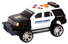 """Спасательная техника Toy State """"Полицейский внедорожник"""" 13 см"""