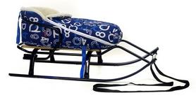 Конвертик для коляски и санок меховый AL-MATR2-51