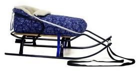 Конвертик для коляски и санок меховый AL-MATR2-52