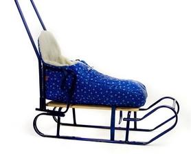 Конвертик для коляски и санок меховый AL-MATR5-47C