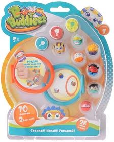 Набор игровой JupiterCre Bbuddieez с 10 фигурками и браслетом