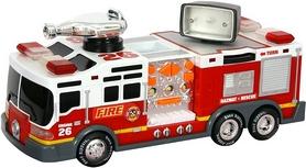 Машинка Toy State Спасательная техника Пожарная машина 13 см