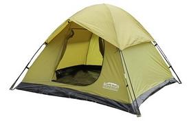 Палатка двухместная Kilimanjaro 2017 SS-06t-122-1 желтая