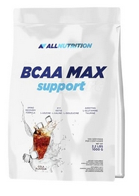 allnutrition Аминокомплекс AllNutrition BCAA Max Support (1 кг) - Апельсин 5902135844083