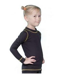 Термофутболка детская с длинным рукавом Turbat Bilochka