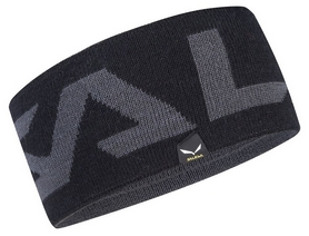 Повязка на голову Salewa Agner Wool Headband 25111/0911 черная