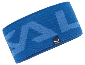 Повязка на голову Salewa Agner Wool Headband 25111/8961 синяя