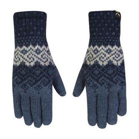 Перчатки зимние Salewa Fanes Wool Gloves 25366/8961 синие