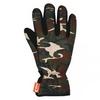 Перчатки флисовые Wind X-treme Gloves 067 зеленые