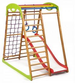 Комплекс спортивный SportBaby BabyWood Plus 1