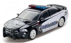 Машинка игрушечная Gearmaxx Dodge Charger Police 2014 (1:26)