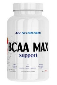 allnutrition Аминокомплекс AllNutrition BCAA Max Support (250 г) - Апельсин 5902135843871