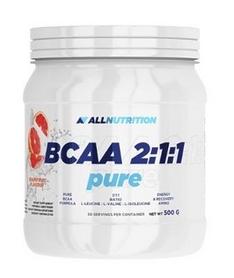 Аминокомплекс All Nutrition BCAA Pure 2:1:1 (500 г)