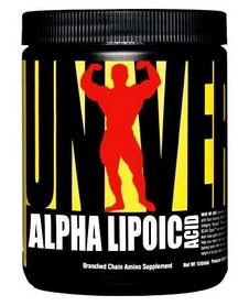 Специальные препараты Universal Nutrition Alpha Lipoic Acid 60 капс.
