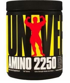 Аминокомплекс Universal Nutrition Amino 2250 180 таб.