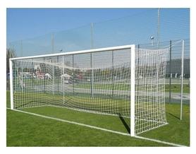 Сетка футбольная Yakimasport 7х2 4 мм белая