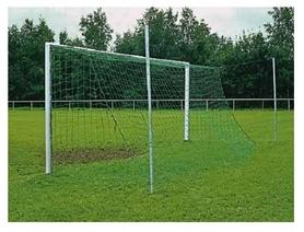Сетка футбольная Yakimasport 7х2 2 мм зеленая