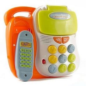 Игрушка Телефон говорящий Mommy Love