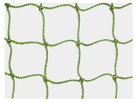 Сетка футбольная Yakimasport 7х2 4 мм зеленая