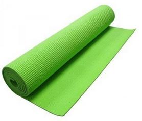 Коврик для йоги (йога-мат) MS 0205-8 3 мм (зеленый)