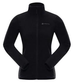 Куртка женская флисовая Alpine Pro Cassiusa LSWK097990 черная