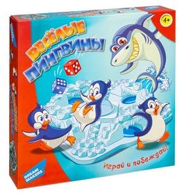 """Игра настольная детская Dream Makers """"Пингвины"""""""