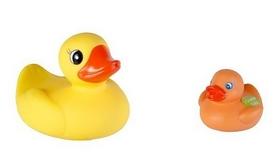 Набор игрушек для ванной Grow Up Утка и утята меняет цвет в воде