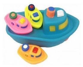 Набор игрушек для ванной Grow Up Кораблики