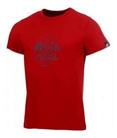 Футболка мужская Alpine Pro Uneg 3 MTSJ188445PA красная