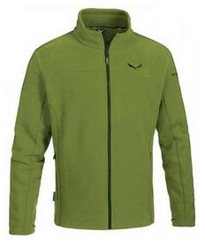 Куртка мужская флисовая Salewa Fanes Buffalo PL M FZ  26052/5771 зеленая