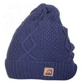 Шапка вязаная мужская Alpine Pro Reme MHAF024602 синяя