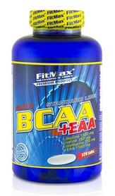 Аминокислоты FitMax BCAA FM Amino BCAA Stak + EAA, 120 tab /1500 мг +500 мг eaa