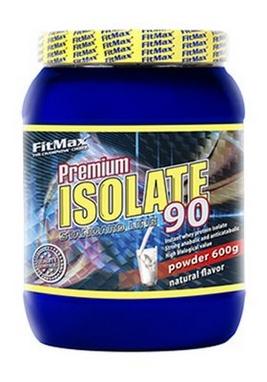 Протеин FitMax FM Isolate 90 (600 г)