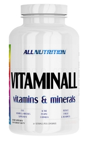 Комплекс витаминов и минералов AllNutrition Vitamin ALL Vitamins & Minerals (120 капсул)