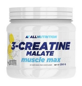 allnutrition Креатин AllNutrition 3-Creatine Malate (250 г) - Апельсин 5902135843499