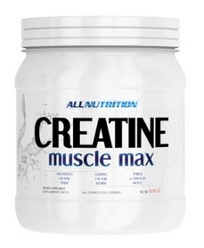 Креатин AllNutrition Creatine Muscle Max (500 г)