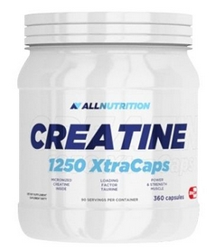allnutrition Креатин AllNutrition Creatine 1250 Xtra Caps (360 капсул) 5902135845516
