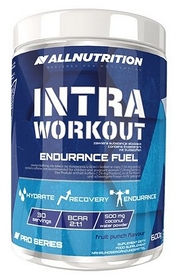 Спецпрепарат (предтренировочный комплекс) AllNutrition Intra Workout (600 г)