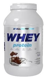 Протеин AllNutrition Whey Protein, 2,5 кг (клубника+банан)