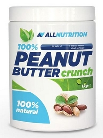 Спецпрепарат AllNutrition 100% Peanut Butter Crunch (1 кг)