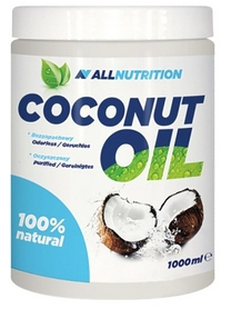 allnutrition Спецпродукт AllNutrition Coconut Oil нерафинированное (1000 мл) 5902135846728
