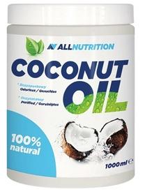 Распродажа*! Спецпродукт AllNutrition Coconut Oil рафинированное (1000 мл)