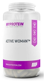 Комплекс витаминов и минералов MyProtein Max Elle Active Woman (120 таблеток)
