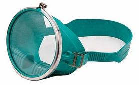 Маска для плавания Акванавт Dorfin (ZLT) PL-4454 зеленая