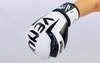 Перчатки боксерские на липучке VenumBO-5698-W белые - фото 3