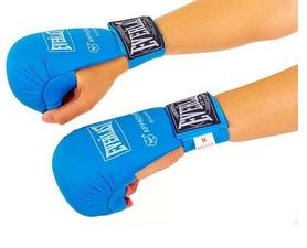 Перчатки для каратэ Everlast BO-3956-B синие