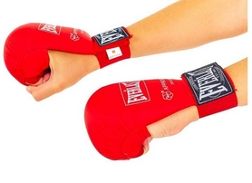 Перчатки для каратэ Everlast BO-3956-R красные