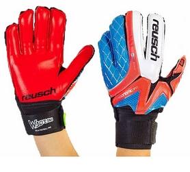 Перчатки вратарские юниорские Reusch FB-853B-2 красные